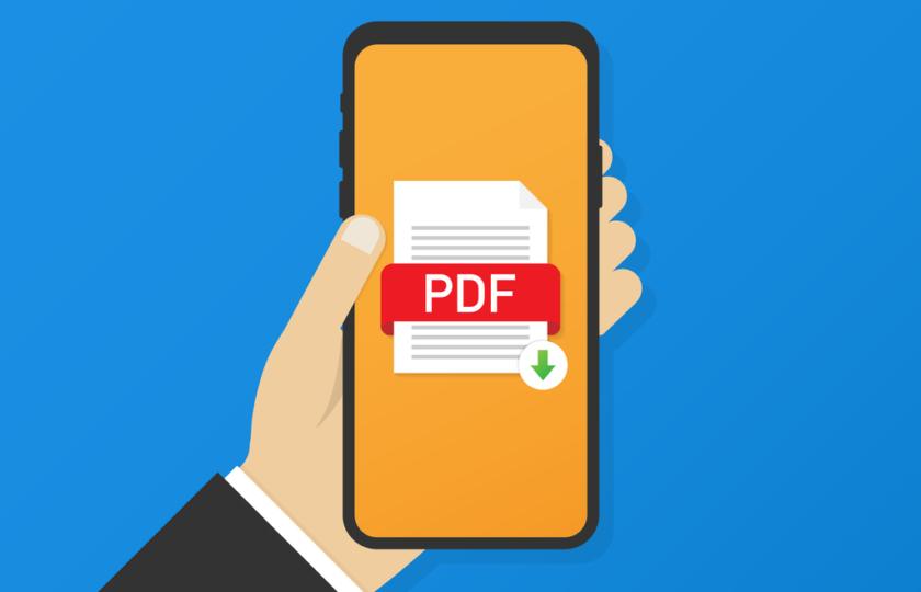 بكل سهولة.. إليك طريقة تحرير النص في ملفات PDF على أيفون وأيباد  ::