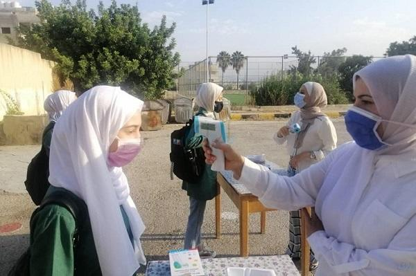 الرمثا  تعليق دوام مدرستين لتسجيل اصابات بفيروس كورونا