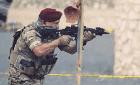 الملك وولي العهد يشاركان بتمرين للقوات الخاصة فيديو