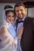 براء عبد الكريم حرز الله و لين جاسم ابو اغا مبروك الزواج