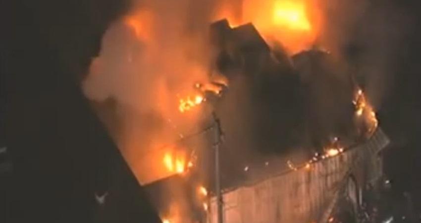 وفاة طفلة بحريق منزل في ماركا
