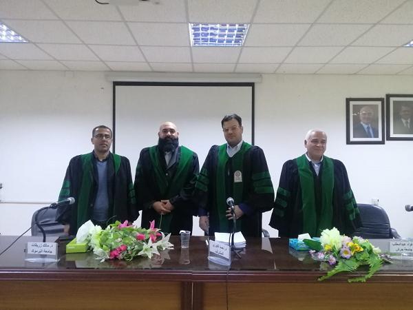 ماجد جعفر الوريكات مبروك التخرج