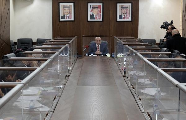 العودات يترأس اجتماع قانونية النواب واللجنة تقر عددا من الاتفاقيات بين الأردن وأوكرانيا