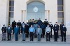 إدارة  الأزمات والقيادات العليا لكبار القادة الأمنيين دورة تدريبية في البلقاء التطبيقية