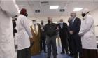مقتطفات من افتتاح الملك مستشفى الشيخ محمد بن زايد - العقبة الميداني ، الذي يعد خامس مستشفى ميداني بالمملكة.