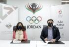 تجديد اتفاقية التعاون بين اللجنة الأولمبية ومؤسسة ولي العهد