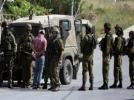 الاحتلال الاسرائيلي يعتقل 20 فلسطينيا