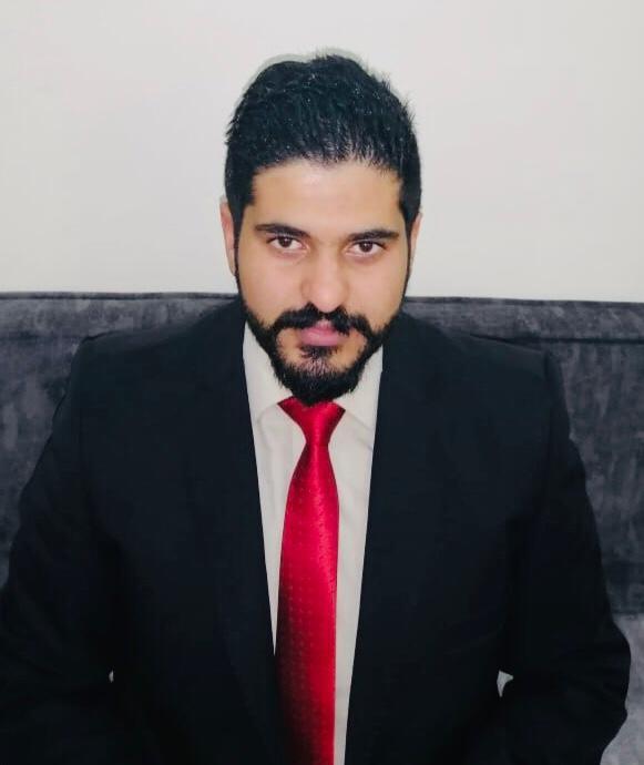 فهد العجارمه الف مبروك التخرج