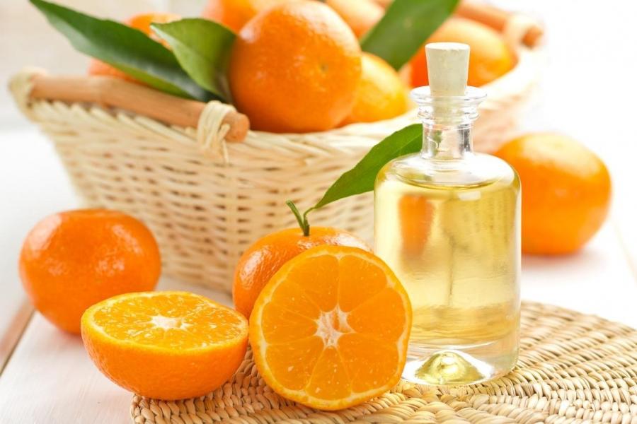 فوائد زيت البرتقال الجمالية للبشرة