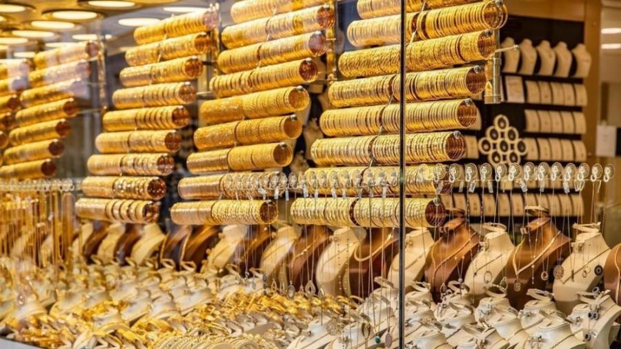 5ر36 دينار سعر غرام الذهب عيار 21 محليا