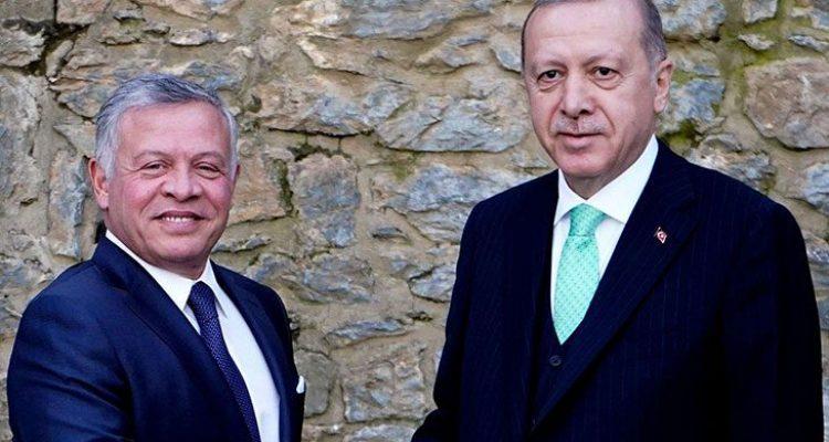 بوادر تحــالف تركي- أردني سيغير وجــه المنطقة