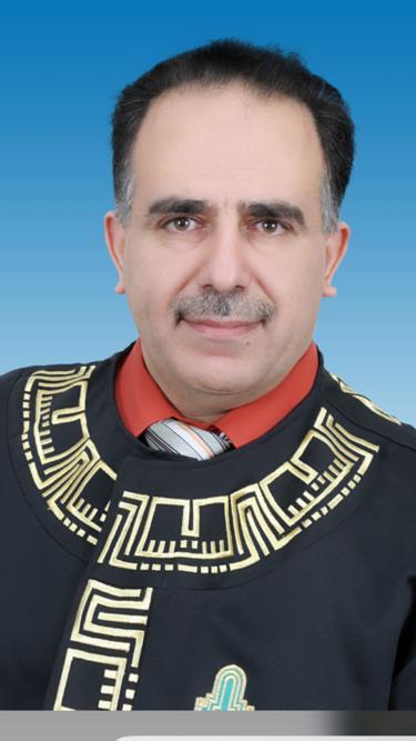 جامعة آل البيت تنعى وفاة الدكتور  جمعه عباد