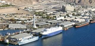 6ر14 مليون طن حجم المناولة على ارصفة ميناء العقبة