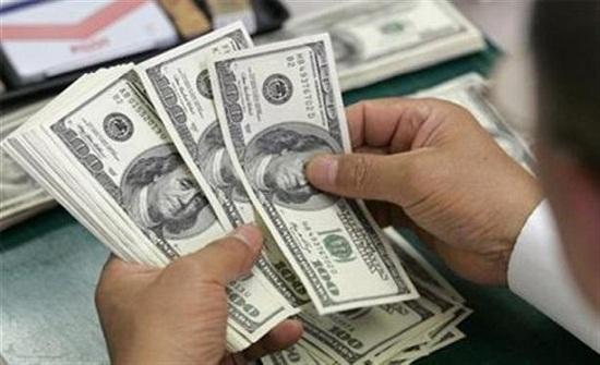 ارتفاع الدولار عالميا