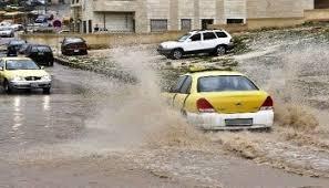 الأشغال تحذر من الظروف الجوية وتدعو لتجنب مسار السيول