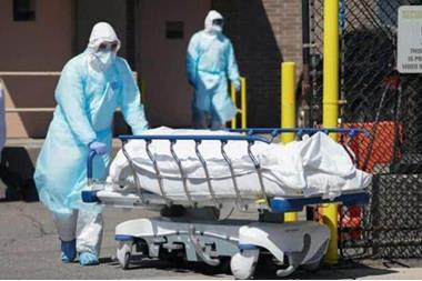 بريطانيا انخفاض الإصابات وارتفاع وفيات كورونا