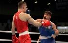 ملاكم المنتخب الوطني عشيش يظفر بفضية بطولة أوكرانيا للملاكمة