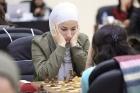 لاعبتا منتخب الشطرنج العطار والشعيبي تحققان إنجازا في بطولة العرب وأفريقيا