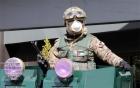 العجارمة بالالتزام بأوامر الدفاع نسيطر على الوباء
