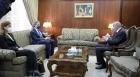 رئيس مجلس الاعيان يلتقي السفير الايطالي لدى المملكة