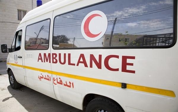 إصابة شخصين بضيق تنفس في إربد