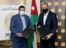 شراكة بين أورنج الأردن وبلدية مأدبا لتقديم خدمة الفايبر