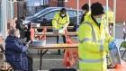 بريطانيا انخفاض إصابات كورونا