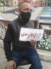 شاب يعتصم في مادبا باحثا عن فرصة عمل