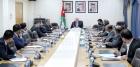 العودات يلتقي رئيس وأعضاء مجلس النقباء