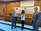 افتتاح العيادة الصحية الصديقة للشباب والشابات في الجامعة الهاشمية بالتعاون مع الجمعية الملكية للتوعية الصحية