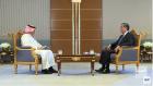 مقابلة خاصة مع وزير خارجية الصين أثناء زيارته السعودية