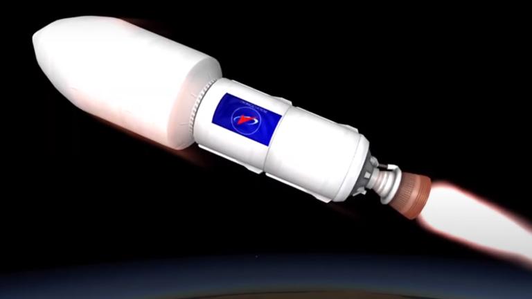 روسيا تنتهي من تصميم صاروخها الفضائي المتعدد الاستخدامات العام الجاري