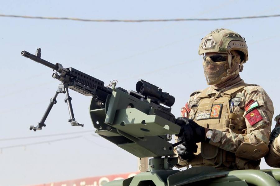 المنطقة العسكرية الشمالية تحبط محاولة تسلل من سوريا