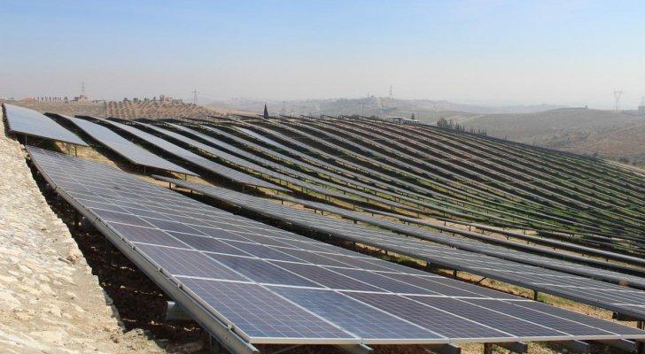 افتتاح المحطة الثالثة للطاقة الشمسية للضمان الاجتماعي في الرامة