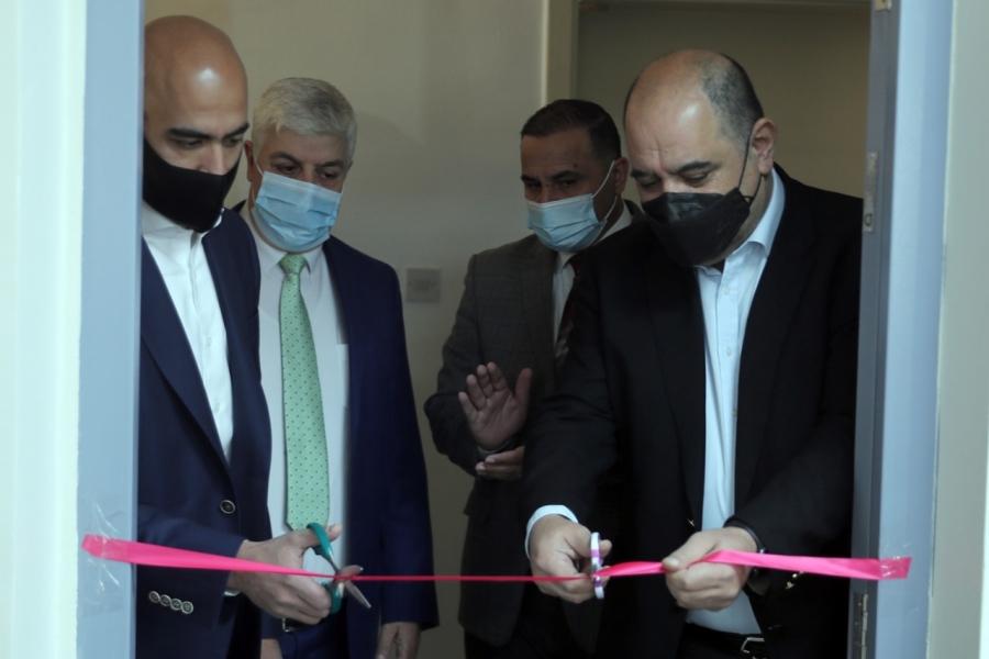 افتتاح مركز اتصال زين لخدمات الزبائن في محافظة جرش بدعم من وزارة التخطيط والتعاون الدولي