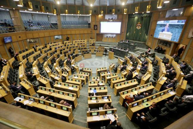 رئيس وأعضاء كتلة العزم النيابية يؤكدون التفافهم حول القيادة الهاشمية
