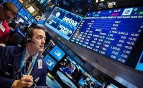 ارتفاع مؤشرات الأسهم الأمريكية في وول ستريت