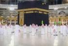 السعودية إقامة صلاة التراويح في الحرمين الشريفين وتخفيفها إلى خمس تسليمات