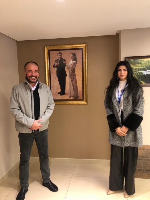 أكاديمية النسر الذهبي ٠٠ قصة نجاح اردنية