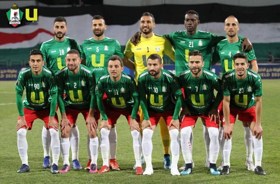 الوحدات يباشر تدريباته في الرياض استعدادا لمباريات دوري الأبطال