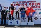 نشامى الأمن العام  للكيك بوكسينغ يحصدون نتائج مميزة في بطولة الأندية الدولية السادسة .