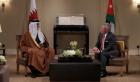 الملك وأمير قطر يتبادلان التهاني بمناسبة رمضان