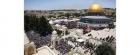 مجلس أوقاف القدس يجدد العهد والوفاء للملك