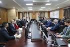 حرتوقة يؤكد عمق العلاقات الاقتصادية الأردنية الأسترالية