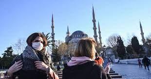 تركيا ارتفاع عدد الوفيات بفيروس كورونا