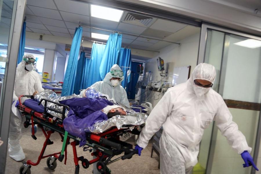 الصحة البريطانية 2596 إصابة و 34 وفاة بكورونا