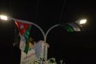 بلدية المفرق الكبرى زهت وازدانت مبانيها وبوابتها وشوارعها بأعلام الوطن ابتهاجا بالمناسبة