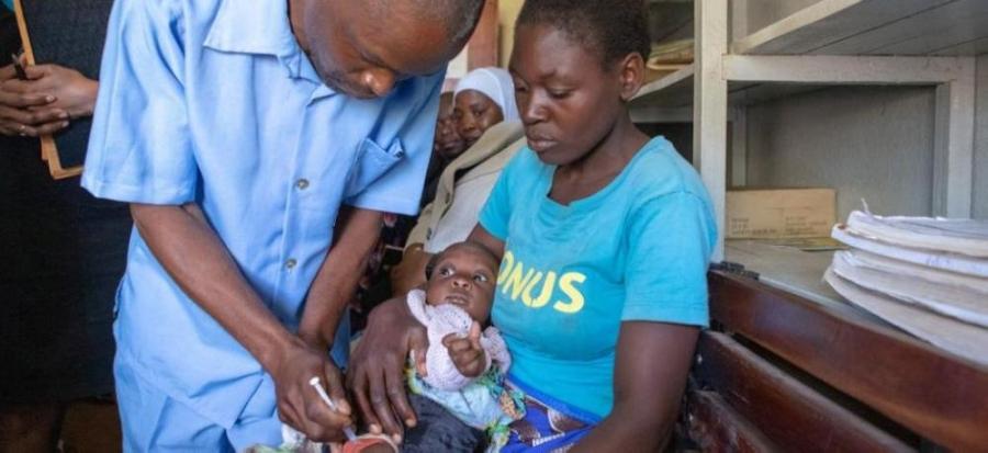 منظمة الصحة العالمية تلقيح 650 ألف طفل افريقي ضد الملاريا