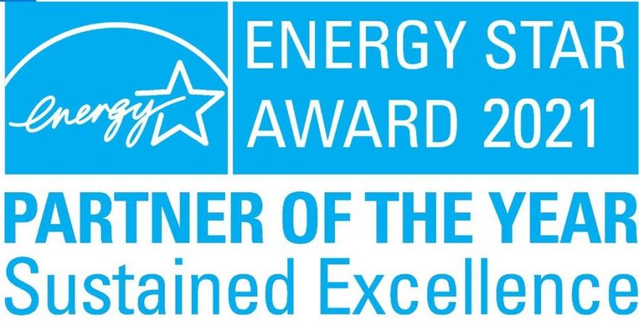 سامسونج أول شركةمنذ تسع سنوات تحصل على جائزة الالتزام المؤسسي من Energy Starالتابعةلوكالة حماية البيئة الأمريكية تقديراً لجهودها المناخية