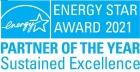 سامسونج أول شركةمنذ تسع سنوات تحصل على جائزة الالتزام المؤسسي من Energy Star